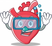 Heart Health Scuba